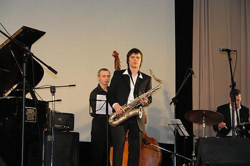 Джазовый фестиваль Весна в Суздале 2008: Квартет Владимира Нестеренко