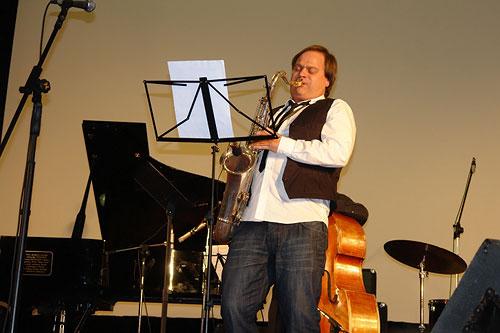 Джазовый фестиваль Весна в Суздале 2008: Антон Румянцев