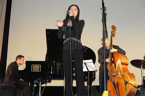 Джазовый фестиваль Весна в Суздале 2008: Квартет Владимира Нестеренко и Эра Канн